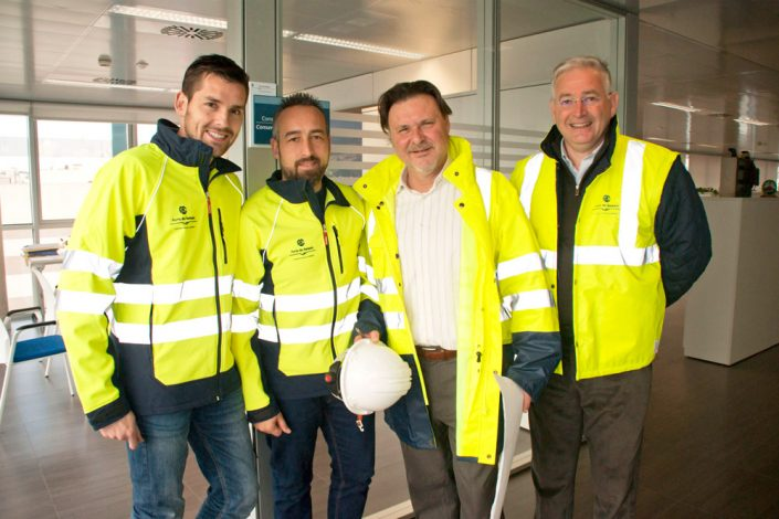 Técnicos Palma, ports de Balears.