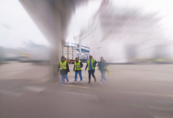 Trabajadoras, ports de Balears.