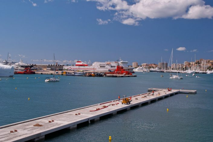 Palma, ports de Balears.