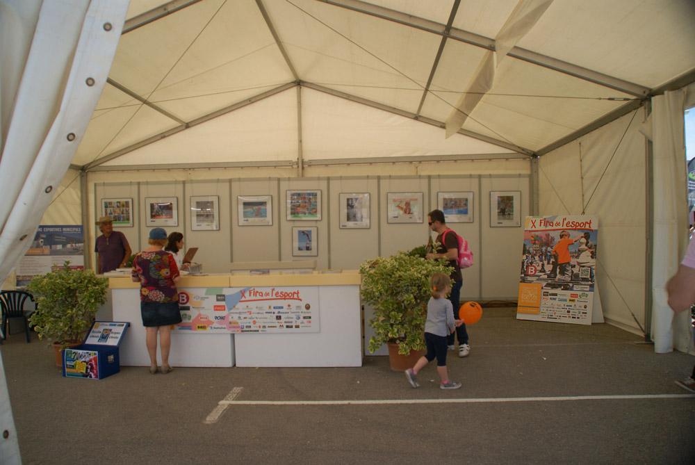 X-Fira-de-l´esport_3_mjbolboreta.es,Son Moix,palacio municipal de deportes,fiesta del deporte 2014, actividad deportiva gratuita, ocio, Palma de Mallorca