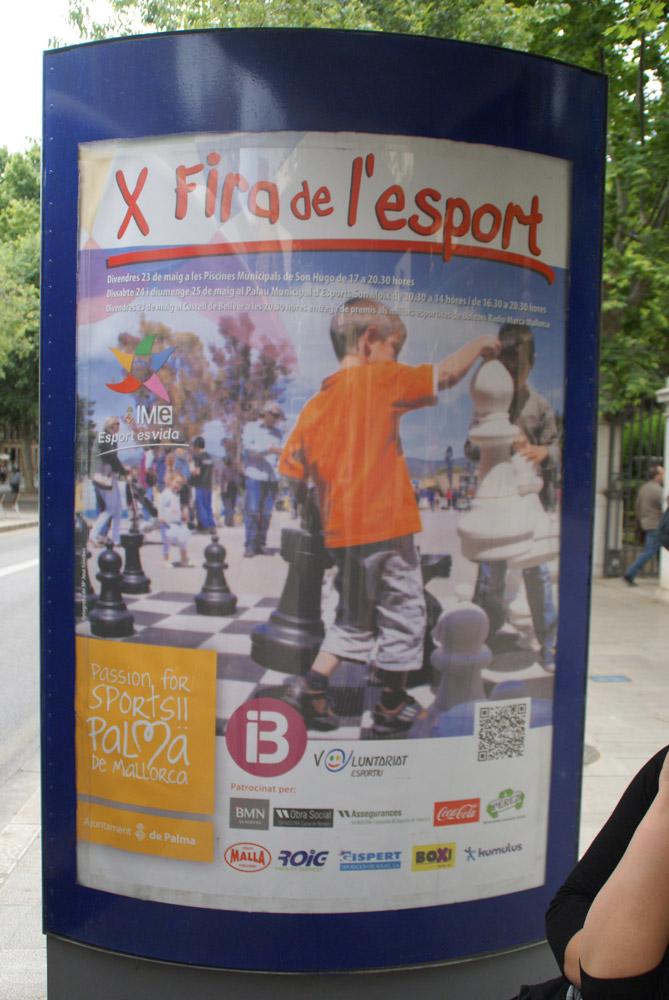 X-Fira-de-l´esport_4_mjbolboreta.es,fiesta del deporte 2014, actividad deportiva gratuita, ocio, Palma de Mallorca