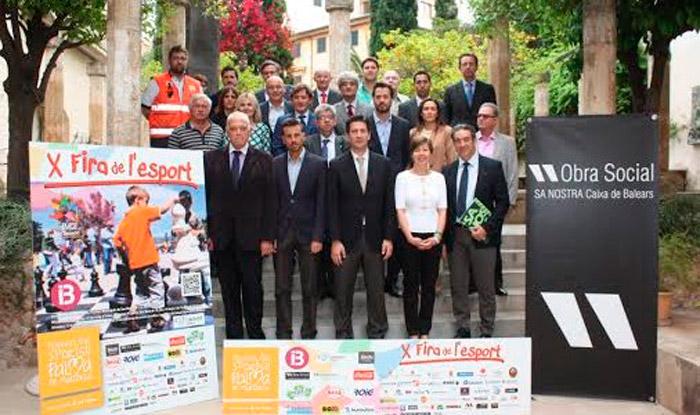 X-Fira-de-l´esport_5_mjbolboreta.es,fiesta del deporte 2014, actividad deportiva gratuita, ocio, Palma de Mallorca