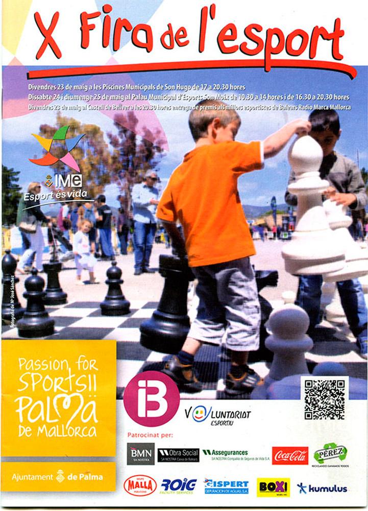 X-Fira-de-l´esport_6_mjbolboreta.es,Palma de Mallorca,fiesta del deporte 2014, actividad deportiva gratuita, ocio