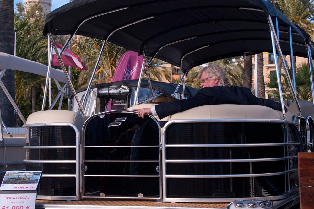 33-Boat Show Palma y Salón Náutico de Palma, paseo marítimo.mjbolboreta.es