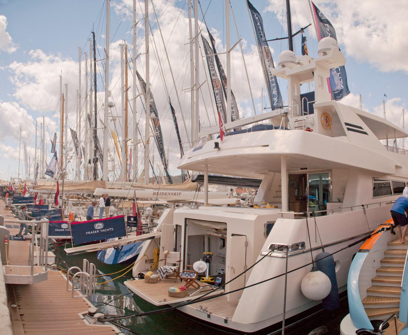 33-Boat Show Palma y Salón Náutico de Palma