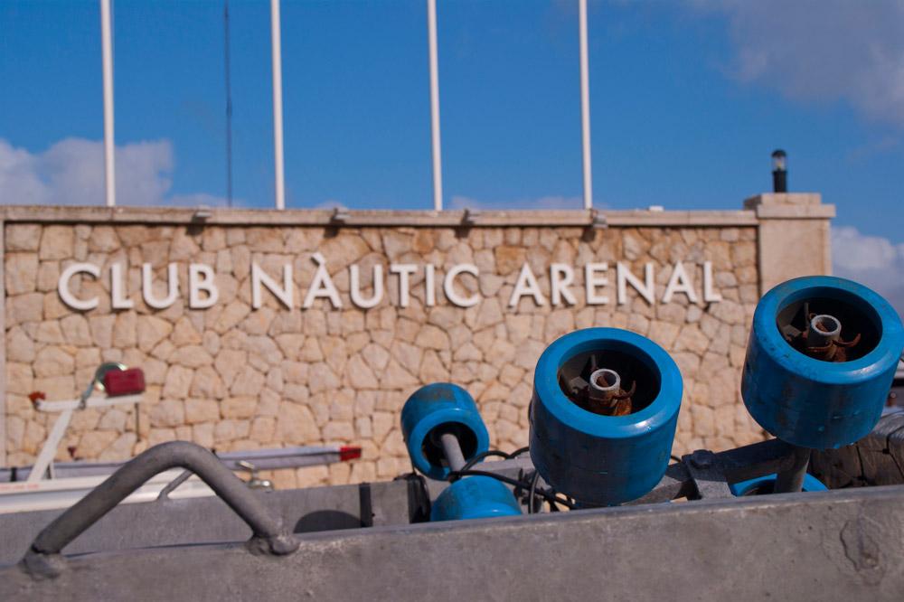 European 470,Club náutico Arenal,Palma