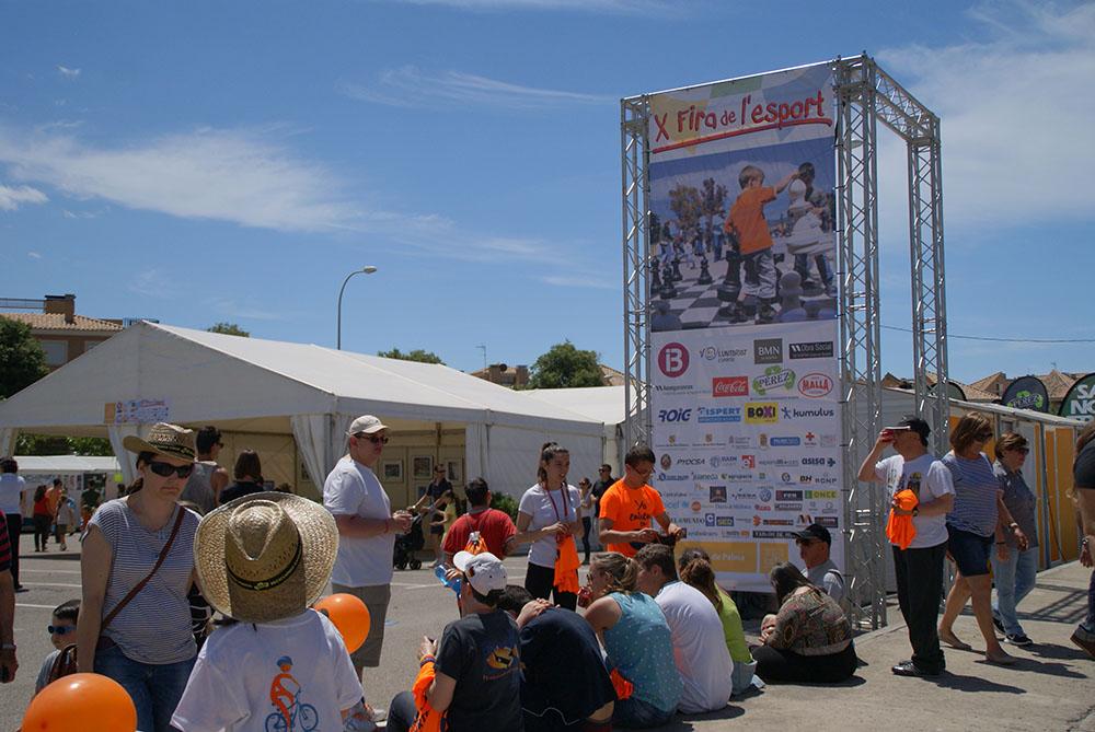 X Fira de l´esport 2014 Palma de Mallorca