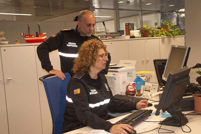 Policia portuaria, Autoritat Portuària de Balears