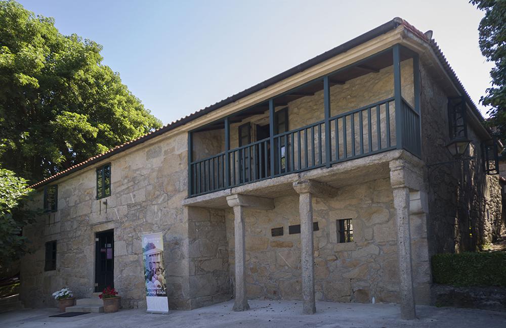 Casa Museo Rosalia de Castro